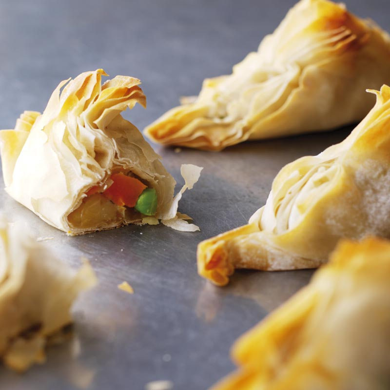 Photo of Vegetable pasties by WW