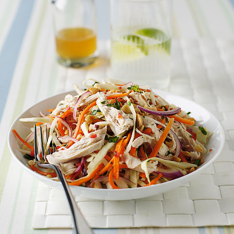 Photo of Thai chicken salad by WW