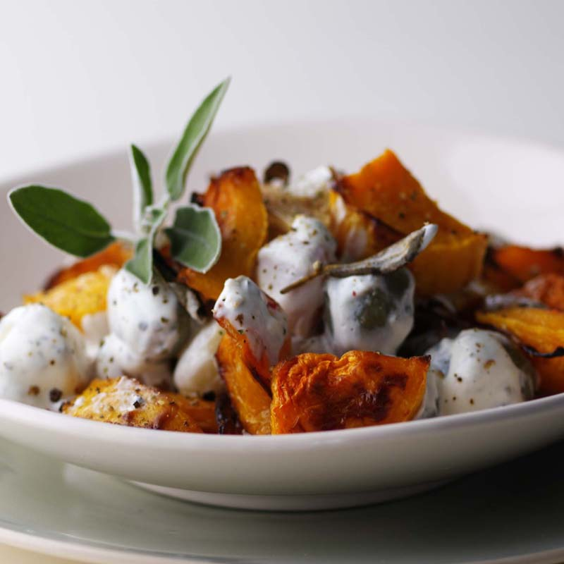 Photo of Gnocchi with roasted squash & cheese sauce by WW