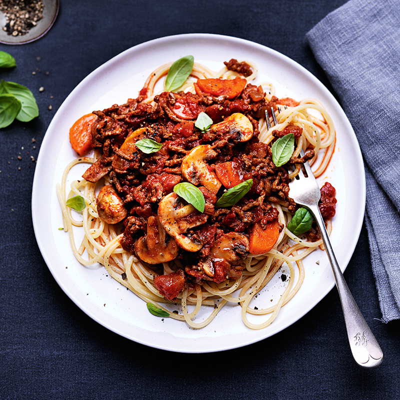 Photo of Classic spaghetti Bolognese by WW