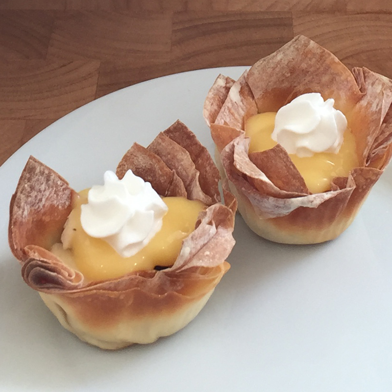 Photo of Rich banoffee tarts by WW
