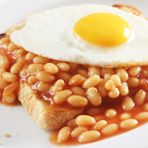 Photo of Egg and beans on toast by WW
