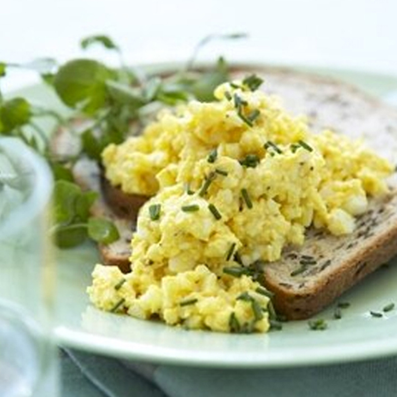 Photo of Egg and cress sandwich by WW
