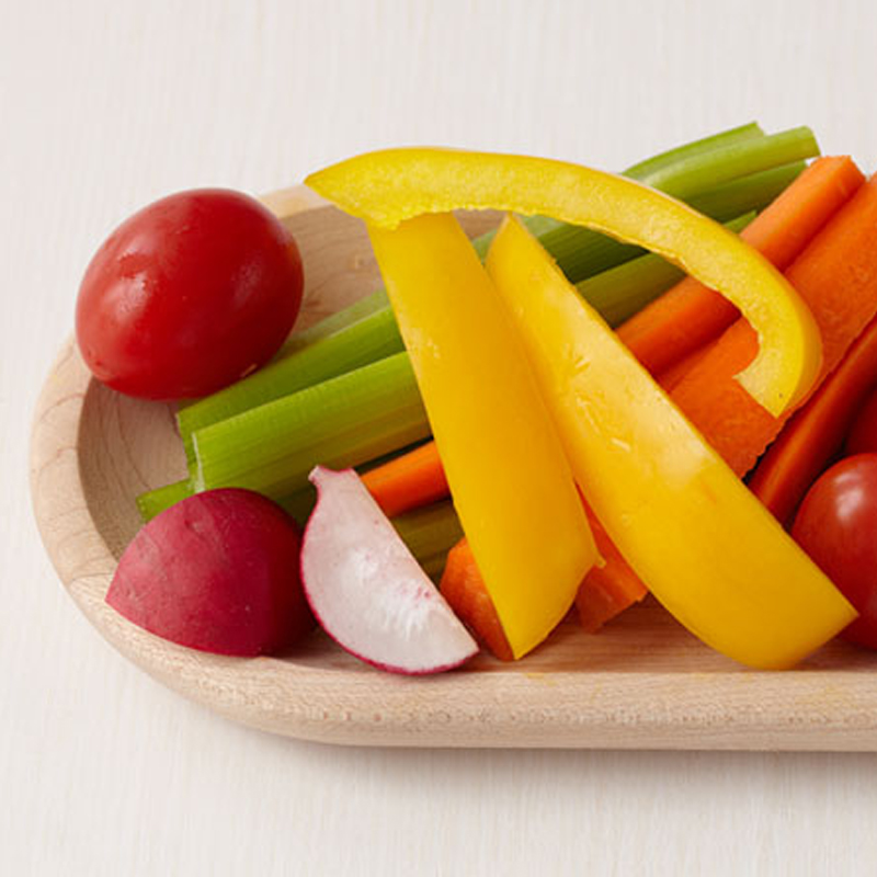 Photo of Vegetable crudités by WW