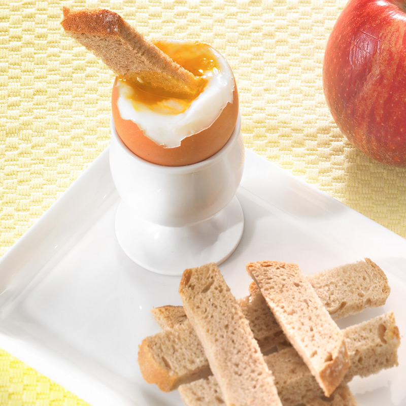 Photo of Boiled egg and soldiers by WW