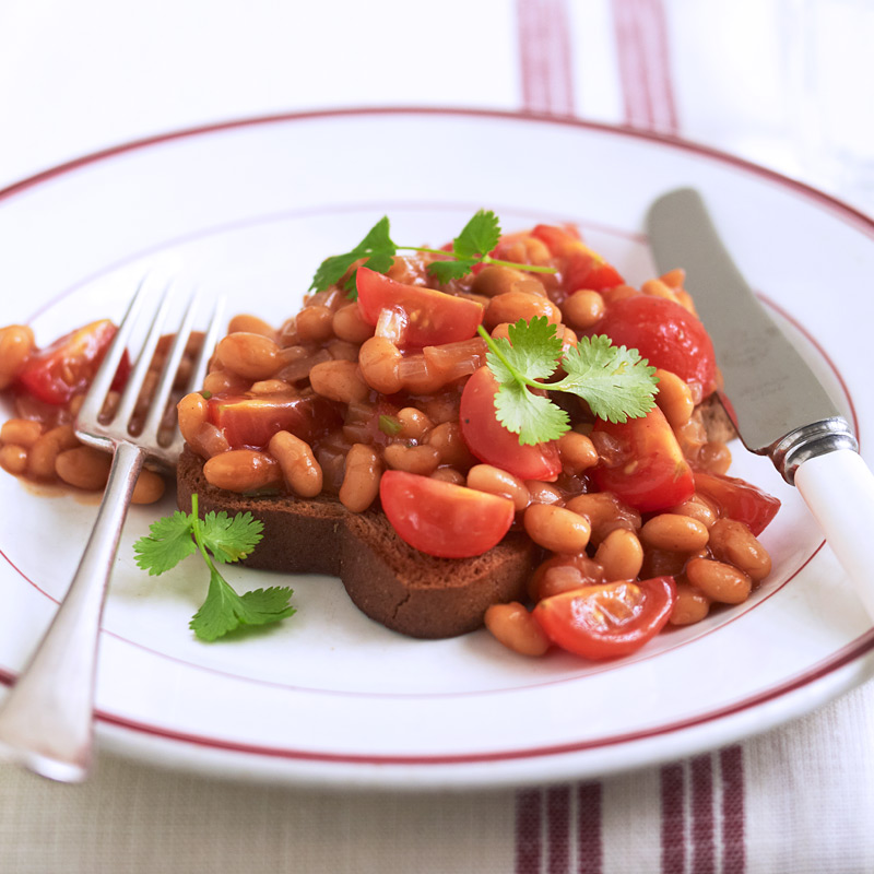 Photo of Spicy beans on toast by WW