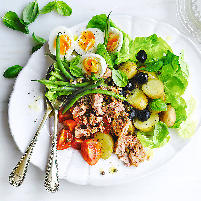 Photo of Tuna niçoise by WW