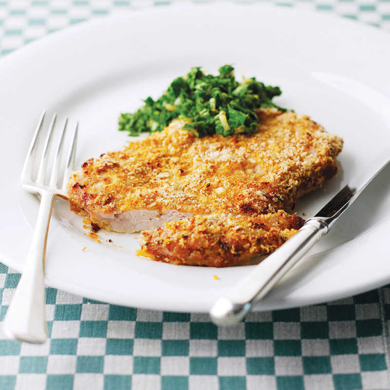 Photo of Pork schnitzel by WW